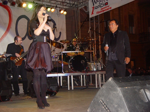 Paula Seling cu Al Bano