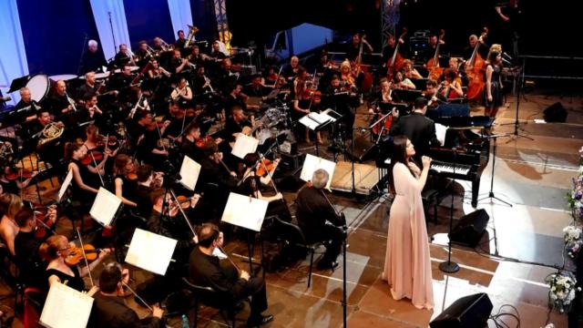 Paula Seling concert aniversar